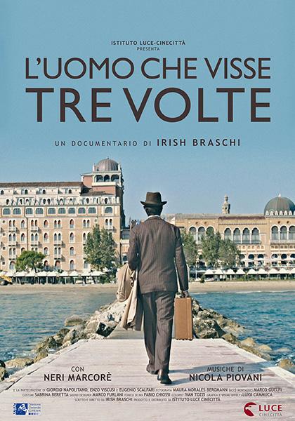 L'UOMO CHE VISSE TRE VOLTE (DVD)