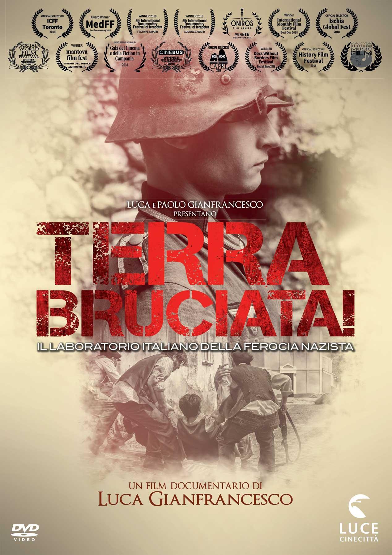 TERRA BRUCIATA! IL LABORATORIO ITALIANO DELLA FEROCIA NAZISTA (D