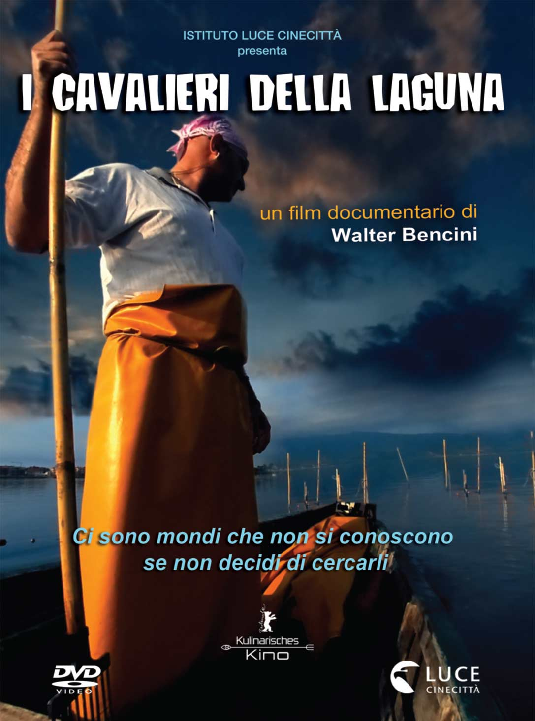 I CAVALIERI DELLA LAGUNA (DVD)