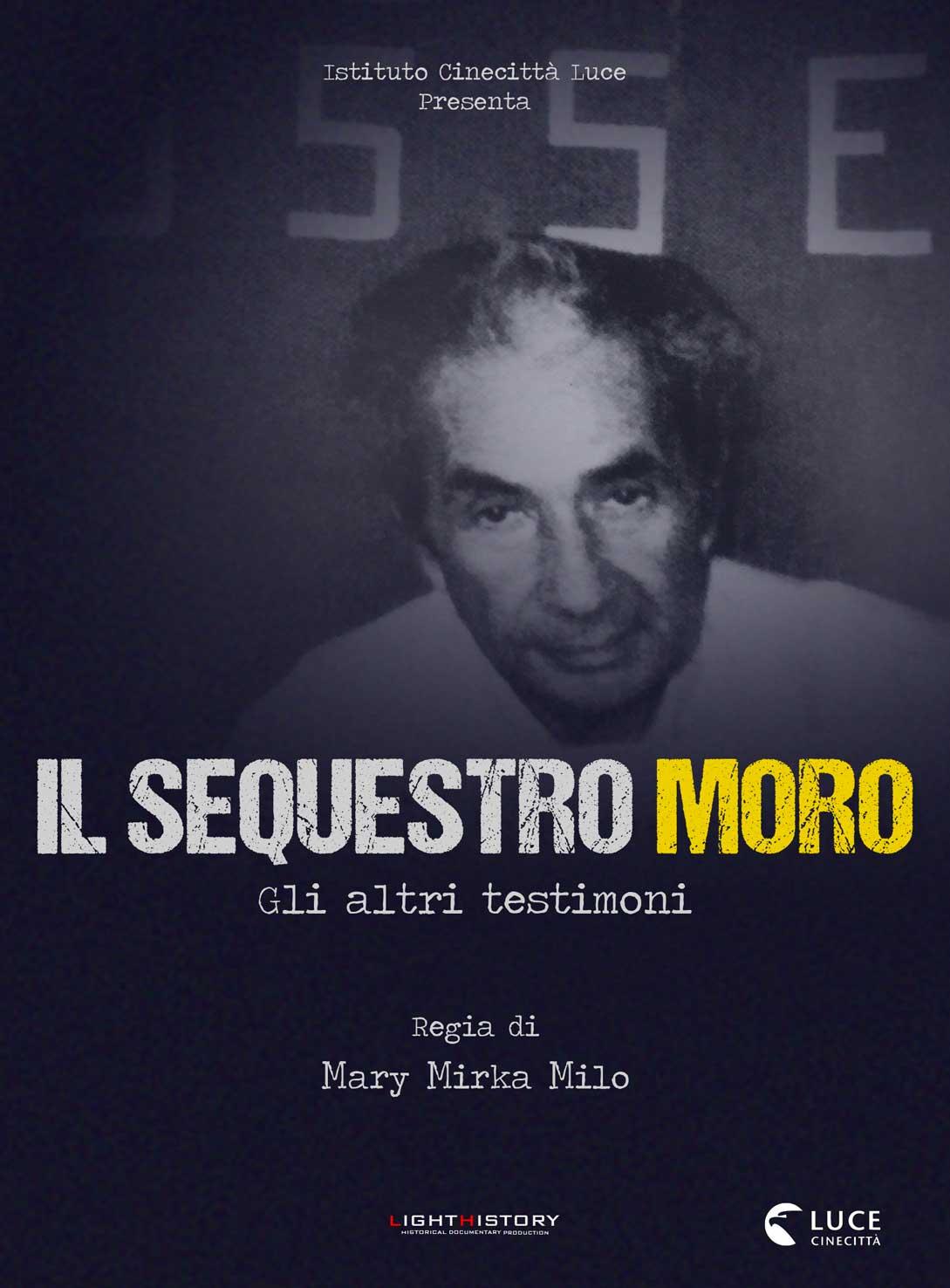 IL SEQUESTRO MORO - GLI ALTRI TESTIMONI (DVD)