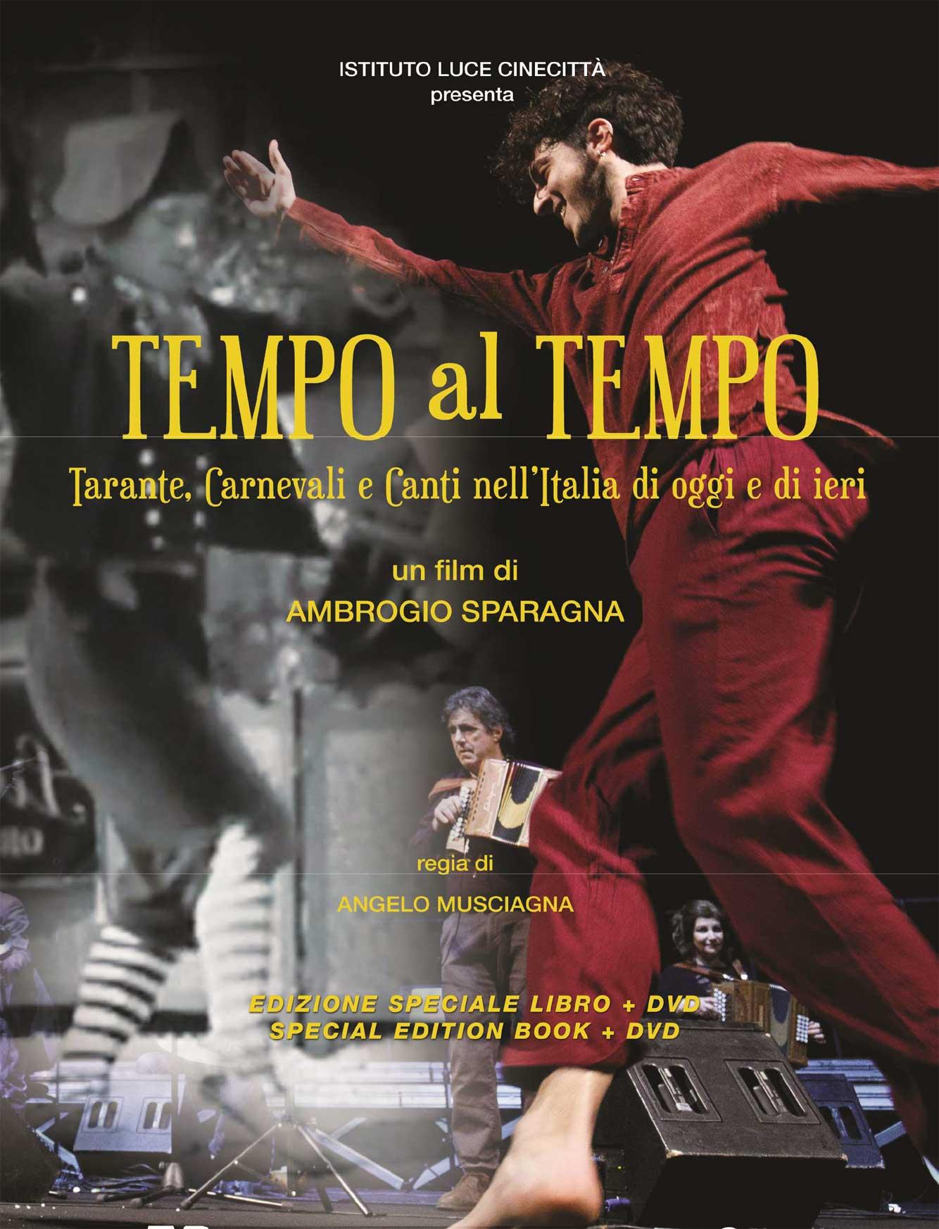 TEMPO AL TEMPO (DVD+LIBRO) (DVD)