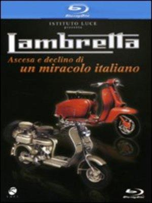 LAMBRETTA - ASCESA E DECLINO DI UN MIRACOLO ITALIANO (2007 ) (BLU-RAY )