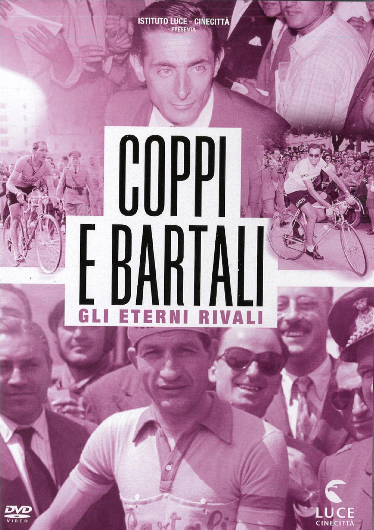 COPPI E BARTALI GLI ETERNI RIVALI (DVD)