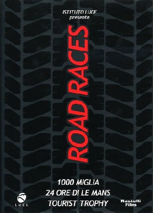 COF.ROAD RACES (3DVD) (DVD)