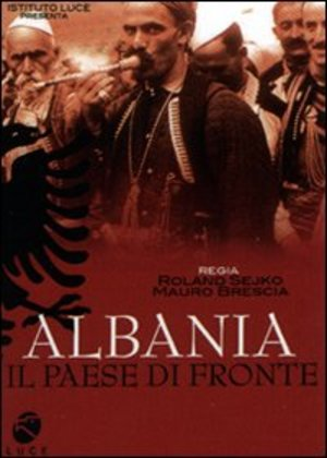 ALBANIA IL PAESE DI FRONTE (DVD)