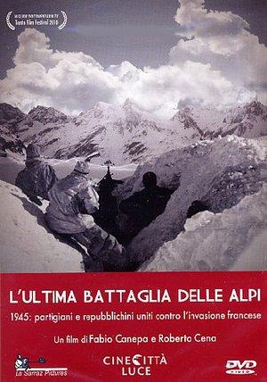 L'ULTIMA BATTAGLIA DELLE ALPI (DVD)