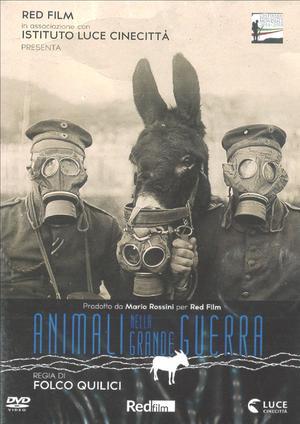 ANIMALI NELLA GRANDE GUERRA (DVD)
