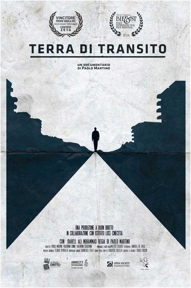 TERRA DI TRANSITO (DVD)