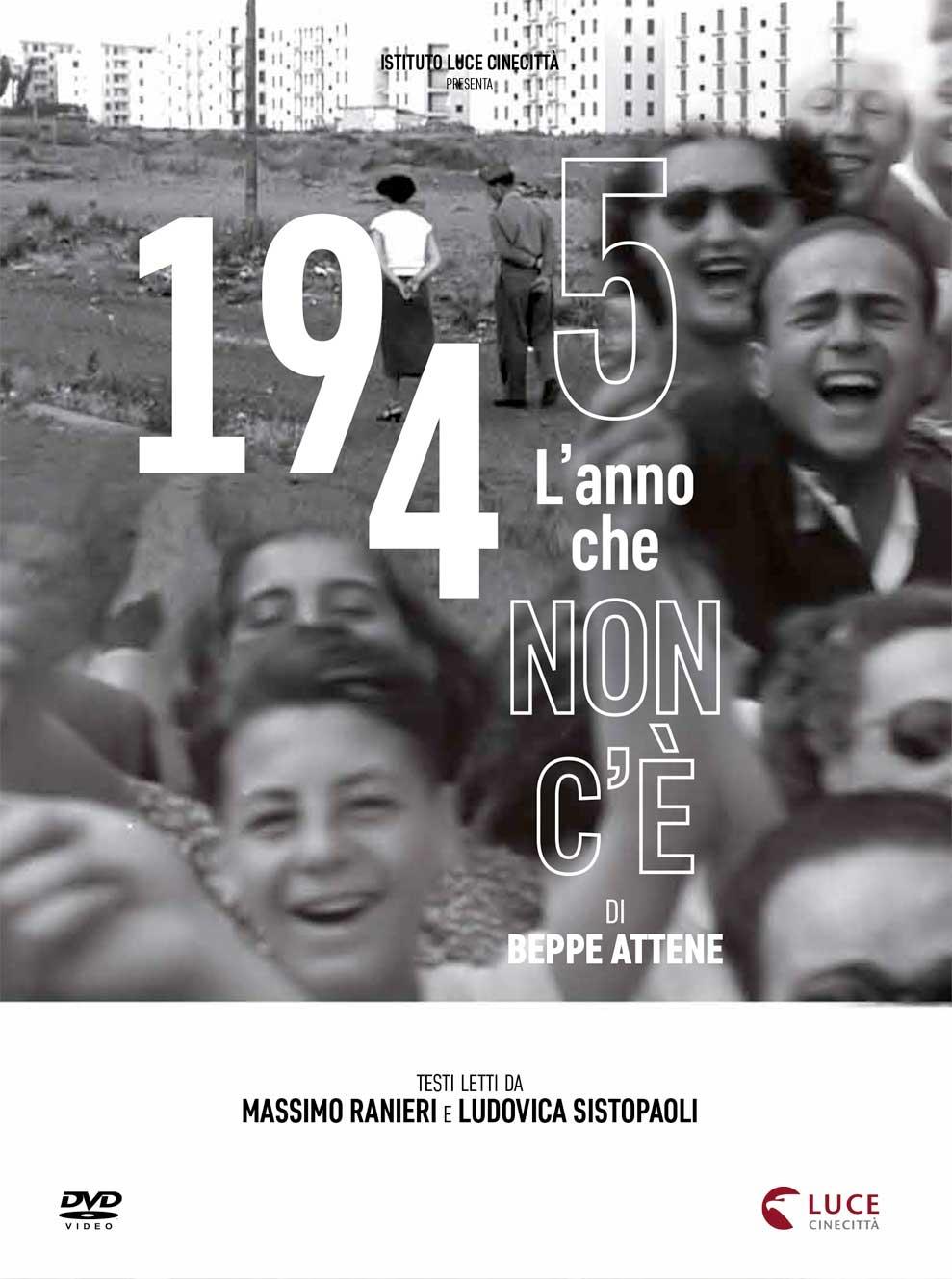 1945 - L'ANNO CHE NON C'E' (DVD+BOOKLET) (DVD)