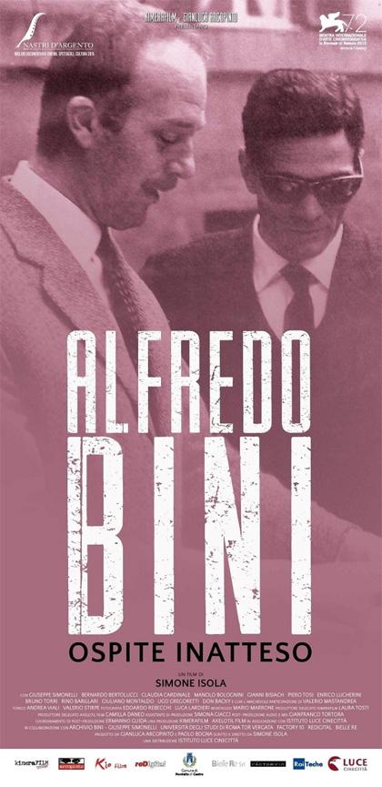 ALFREDO BINI - OSPITE INATTESO (DVD)