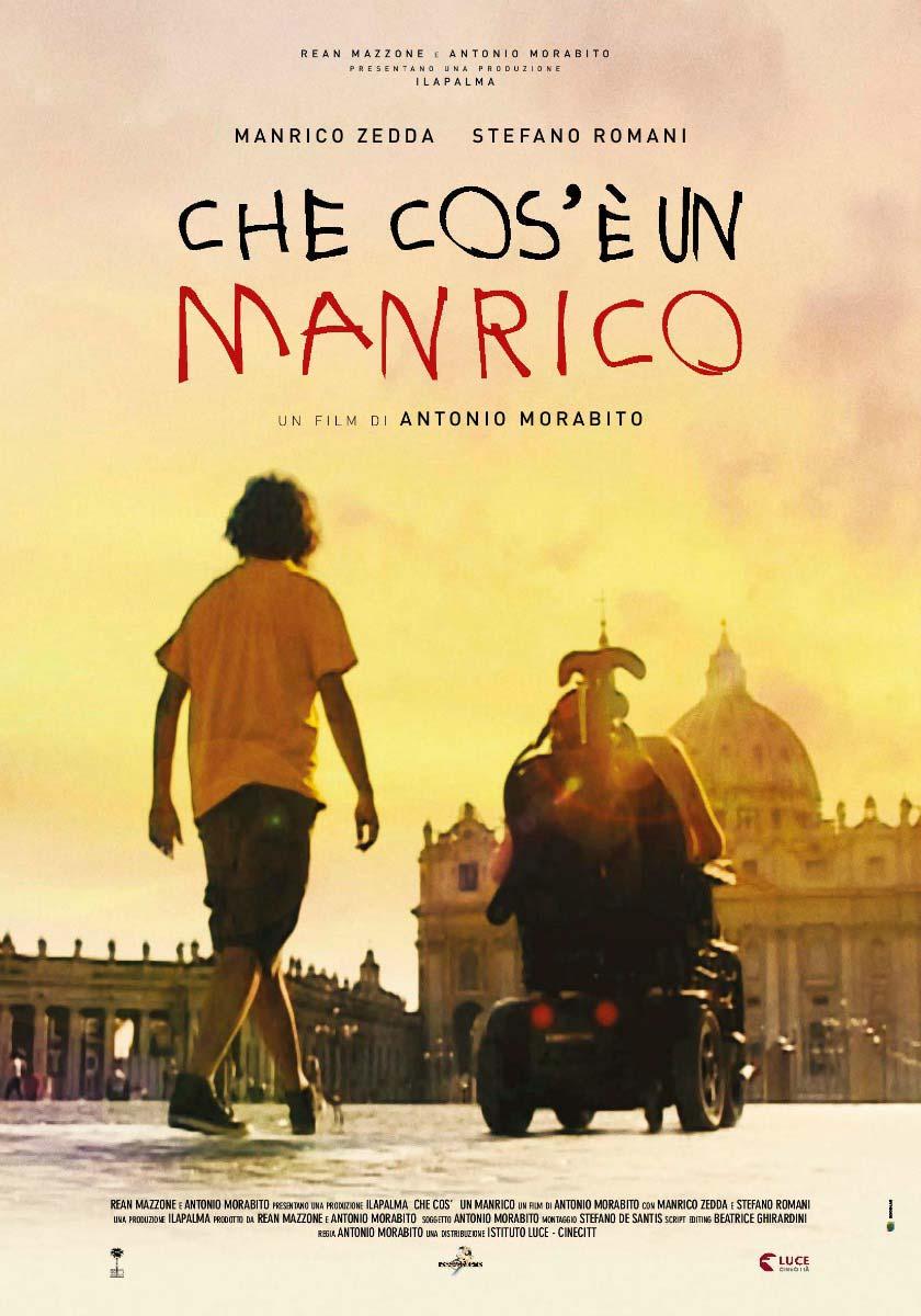CHE COS'E' UN MANRICO (DVD)
