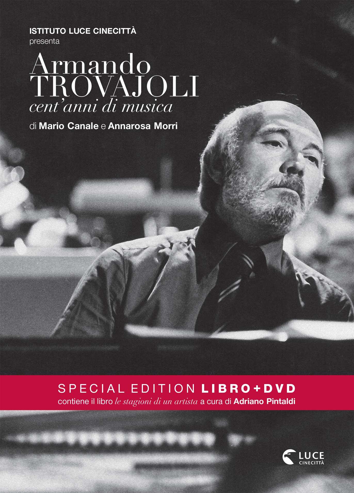 SE ARMANDO TROVAJOLI - CENT'ANNI DI MUSICA (LIBRO+DVD) (DVD)