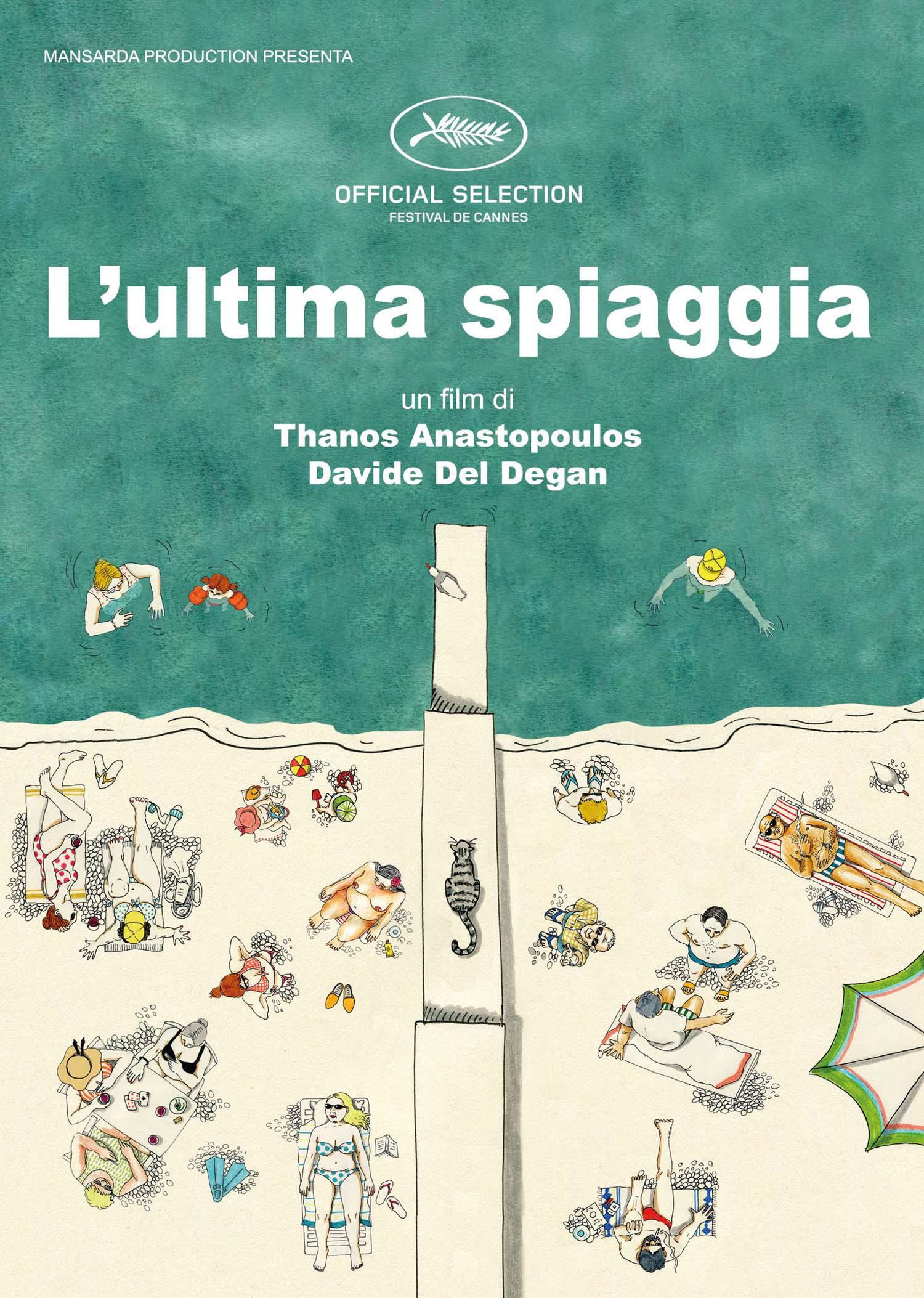 L'ULTIMA SPIAGGIA (DVD)