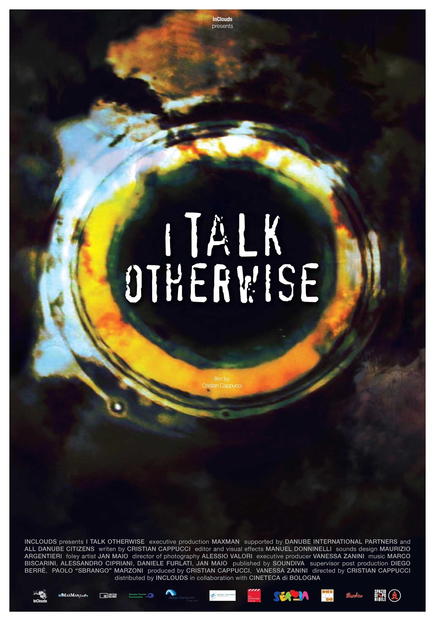 I TALK OTHERWISE - VIAGGIO SUL DANUBIO (CD+LIBRO+DVD) (DVD)