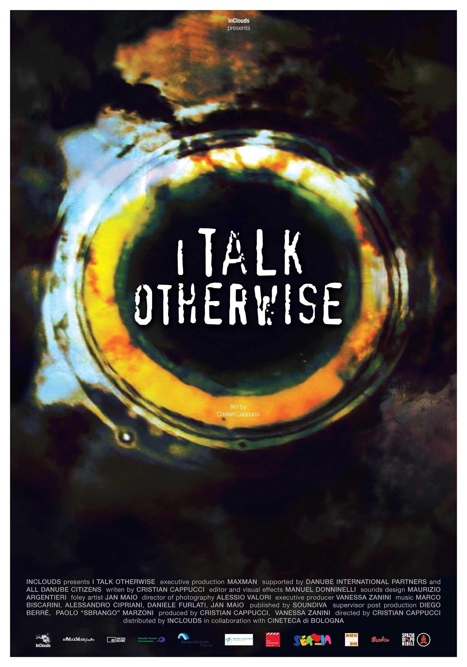 I TALK OTHERWISE - VIAGGIO SUL DANUBIO (CD+LIBRO+DVD) (DVD)