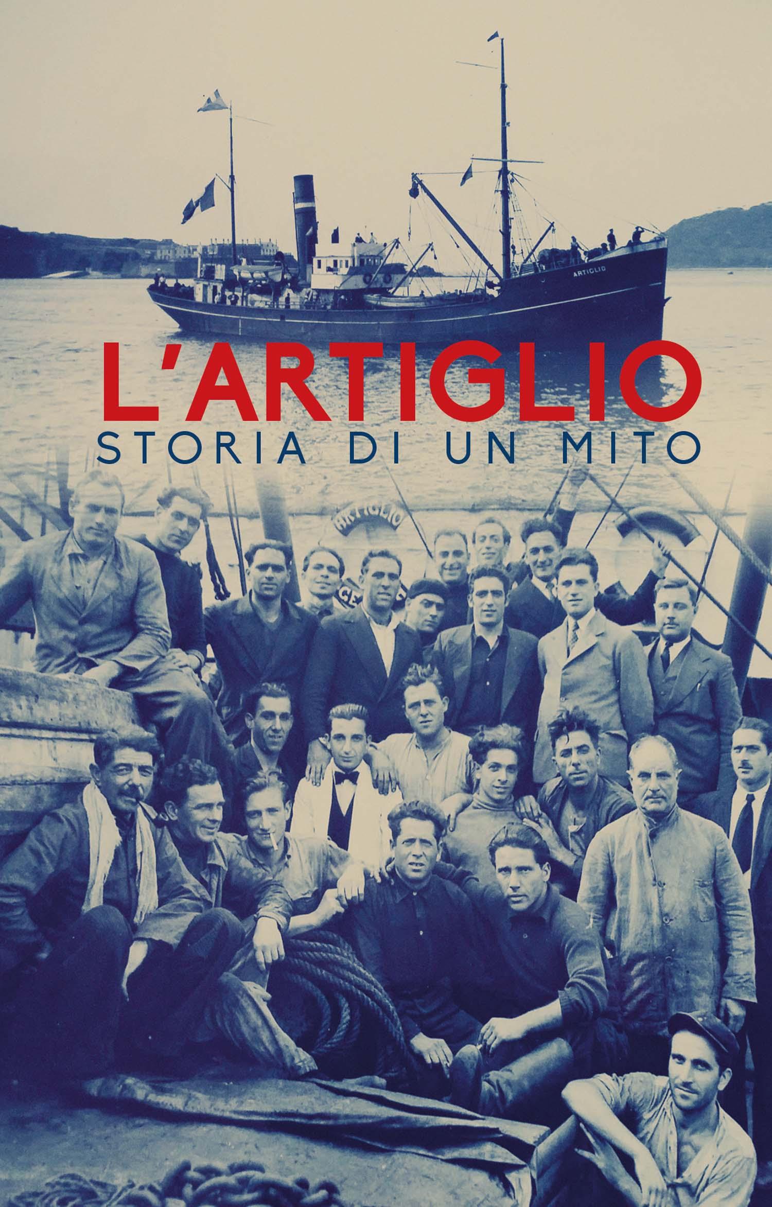 L'ARTIGLIO - STORIA DI UN MITO (DVD)