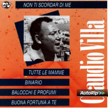 CLAUDIO VILLA - TUTTE LE MAMME (CD)