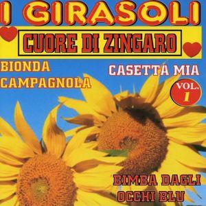 GIRASOLI - CUORE DI ZINGARO VOL.1 (CD)