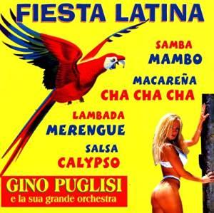 ALBUM GINO PUGLISI E LA SUA GRANDE ORCHESTRA (CD)