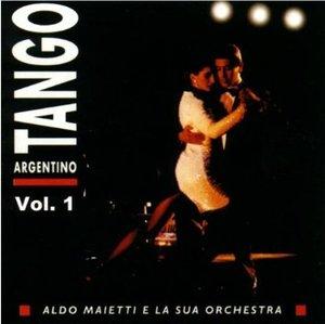 TANGO ARGENTINO VOL.1 (CD)