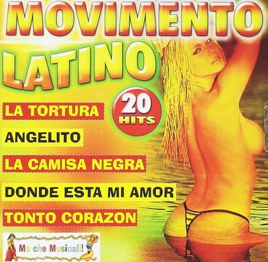 MOVIMENTO LATINO (CD)