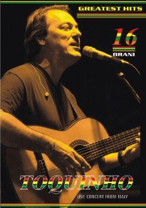 TOQUINHO GREATEST HITS 16 BRANI (DVD)