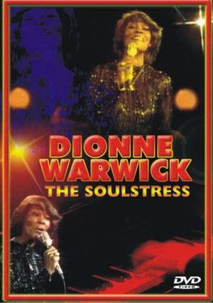 DIONNE WARWICK THE SOULSTRESS (DVD)