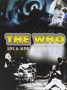 THE WHO - WHO LIVE & ALIVE (DVD)