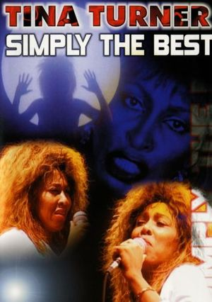 TINA TURNER SIMPLY THE BEST (DVD)