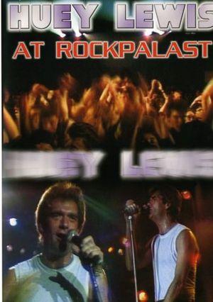 HUEY LEWIS AT ROCKPALAST (DVD)