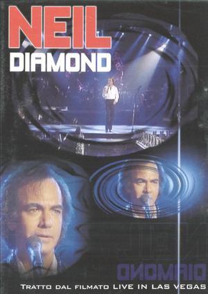 NEIL DIAMOND TRATTO DAL FILMATO LIVE IN LAS VEGAS (DVD)