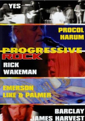 PROGRESSIVE ROCK (DVD)
