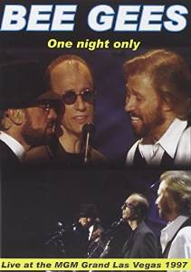 BEE GEE - ONE NIGHT ONLY (DVD)