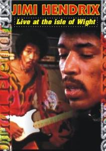 JIMI HENDRIX - LIVE AT THE ISLE OF WIGHT (DVD)