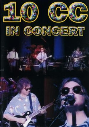 10CC IN CONCERT (DVD)
