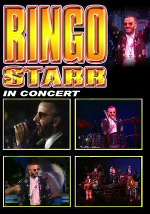 RINGO STARR IN CONCERT (DVD)
