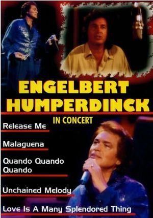 ENGELBERT HUMPERDINCK IN CONCERT (DVD)
