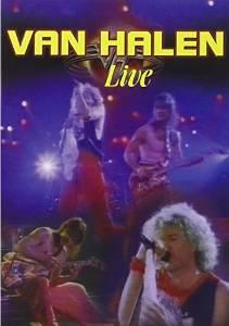 VAN HALEN - LIVE (DVD)