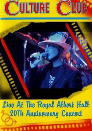 CULTURE CLUB LIVE AT ROYAL ALBERT HALL (DVD)