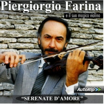 PIERGIORGIO FARINA - SERENATE D'AMORE (CD)