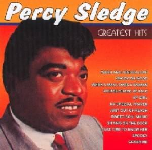PERCY SLEDGE - GREATEST HITS (CD)