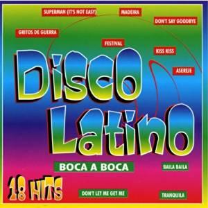 DISCO LATINO (CD)