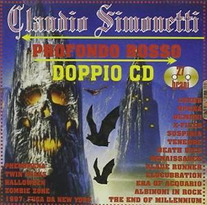 CLAUDIO SIMONETTI - PROFONDO ROSSO 2CD (CD)