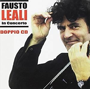 FAUSTO LEALI IN CONCERTO -2CD (CD)