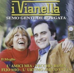VIANELLA - SEMO GENTE DE BORGATA (CD)