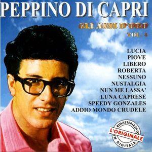PEPPINO DI CAPRI GLI ANNI D'ORO VOL.4 (CD)