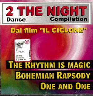 2 THE NIGHT DANCE COMPILATION (CD)