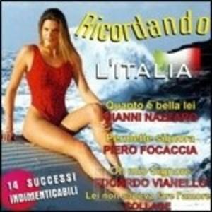 RICORDANDO L'ITALIA (CD)