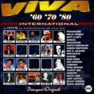 VIVA '60 '70 '80 INTERNATIONAL VOL.1 (CD)