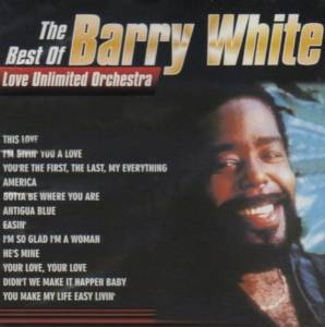 BARRY WHITE - THE BEST OF BARRY WHITE (CD)